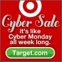 24850_Cyber Sale - It's Like Cyber Monday All Week Long at Target.com - 11/27-12/3 ONLY!
