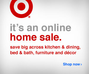 24850_Online Home Sale - Save Big on 1000's of Home Items at Target.com!