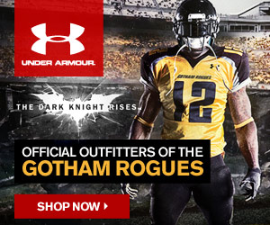 Under Armour Gotham Rogues