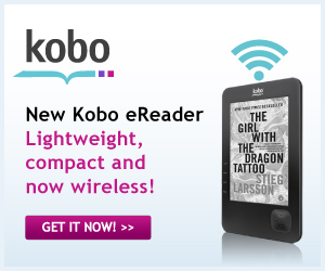 Kobo Ebook Reader eReader
