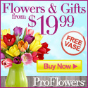 Easter Flowers & Gifts from $19.99 + get a FREE Vase