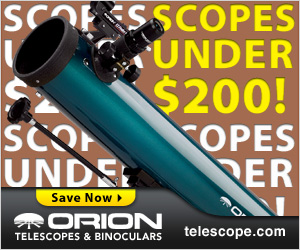 349792_GREAT Orion Telescopes Under $200